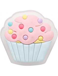 CROCS JIBBITZ NEW-LED CUPCAKE-NO-104768