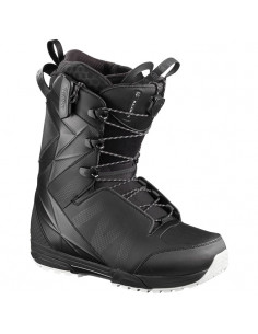 SNOW. BOOTS MALAMUTE BLACK-106006