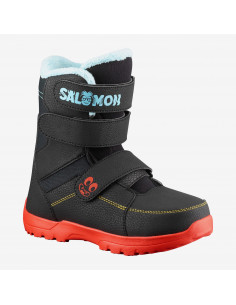 SNOW. BOOTS WHIPSTAR BLACK-106008