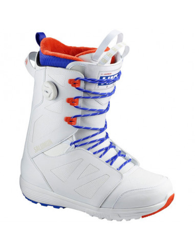 SNOW. BOOTS LAUNCH LACE BOA SJ TEAM WH/S
