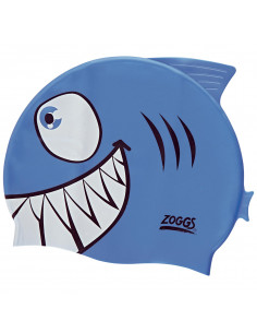 ДЕТ. ПЛ.ШАПКА ZOGGS JNR CHARACTER CAP - BLUE JAWS