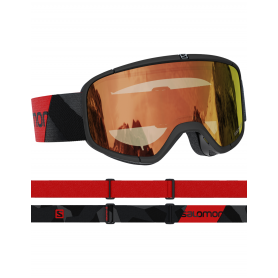 Ски очила GOGGLES FOUR SEVEN PHOTO BKRED/AW RED