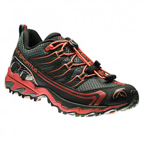 Обувки LaSportiva FALKON LOW GTX 27-35 CARBON/CHERRY 32