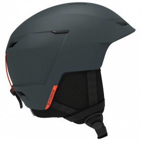 HELMET SALOMON PIONEER LT ACCESS GREY M