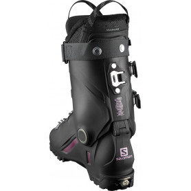 Ски обувки SALOMON ALP. BOOTS SHIFT PRO 90 W AT BLACK/BURGE