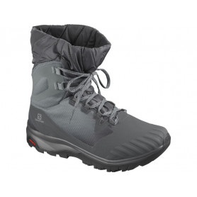 Зимни обувки Salomon VAYA POWDER TS CSWP EBONY/STORMY W