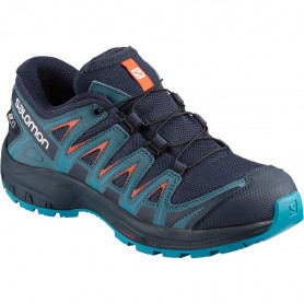 Туристически обувки SALOMON SHOES XA PRO 3D CSWP J NAVY BLAZE/MALLAR