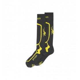 Ски чорапи SPYDER M ESSENTIALS SOCKS PRO LINER EBONY