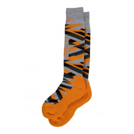 Ски чорапи SPYDER K ESSENTIALS SOCKS PEAK BRYTE ORANGE