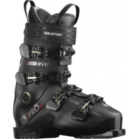 Ски обувки ALP. BOOTS S/PRO HV 120 BLACK/RED/BELLUG