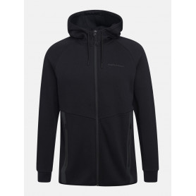 Горнище PEAK PERFORMANCE M TECH ZIP HOOD BLACK