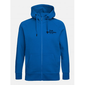 Горнище PEAK PERFORMANCE M ORIGINAL ZIP HOOD ARTIC BLUE