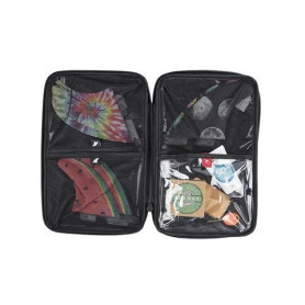 Rip Curl F-LIGHT FIN CASE -BLACK