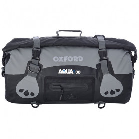 Чанта Oxford AQUA T-30 ROLL BAG GREY/BLACK