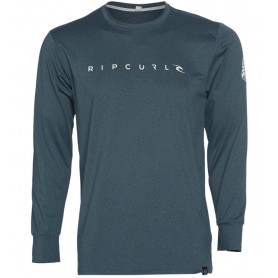 Блуза RipCurl SURF SUPPLY CO. L/S TEE -FOREST GREEN