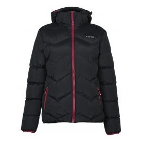 Яке JACKET LADY SOCHO BLACK/ BEAUJOLAIS
