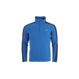 Горнище HITEC FLEECE HENAN PEACOCK BLUE