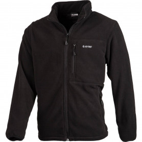 Горнище HITEC FLEECE POLARIS BLACK