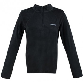 Горнище HITEC FLEECE LADY DAMER BLACK