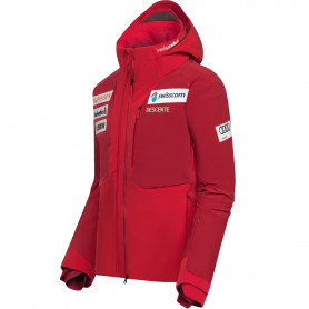 Ски яке DESCENTE S.I.O. INSULATED JACKET SWISS NATIONAL TEAM REPLICA 8685
