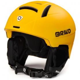 Каска за ски BRIKO CANYON HELMET MATT SPICY MUSTARD