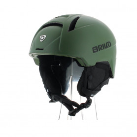 Каска за ски BRIKO CANYON HELMET MATT DEEP GREEN