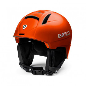 Каска за ски BRIKO CANYON HELMET MATT ORANGE FL BLACK
