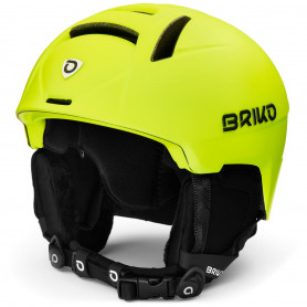 Каска за ски BRIKO CANYON HELMET MATT YELLOW FLUO
