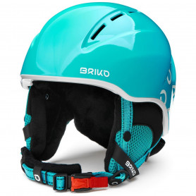 КАСКА ЗА СКИ BRIKO KODIAKINO HELMET SH LIGHT BLUE WHITE SM