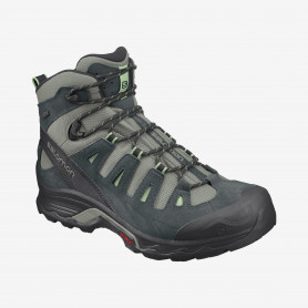 ОБУВКИ SALOMON QUEST PRIME GTX W SHAD/GREEN GABLE
