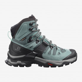 ОБУВКИ SALOMON QUEST 4 GTX W SLATE/TROOPER/OPAL B
