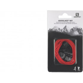 Salomon SHOES QUICKLACE KIT RED