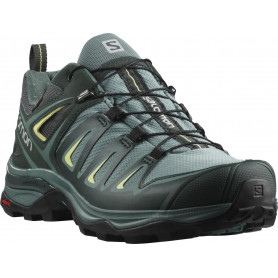 ОБУВКИ SALOMON SHOES X ULTRA 3 GTX W ARTIC/DARKEST SPRU