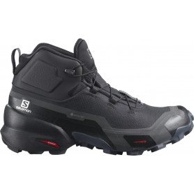 Туристически обувки SALOMON CROSS HIKE MID GTX W PHANTOM/BK/EB