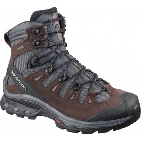 Туристически обувки SALOMON QUEST 4D 3 GTX W EBONY/CHOCOLATE