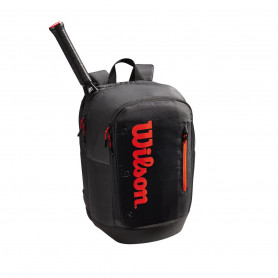 TOUR BACKPACK RD/BL