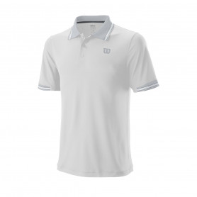 M STAR TIPPED POLO W