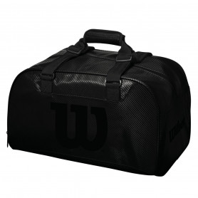 Тенис чанта WILSON BLACK DUFFEL SMALL B