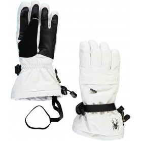 Дамски ръкавици за ски Spyder W ESSENTIALS SYNTHESIS GTX GLOVES WHITE