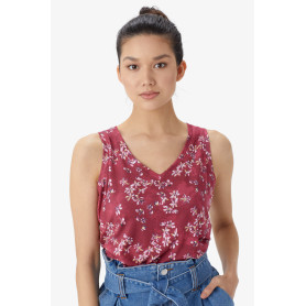 Потници LOLE AGDA  TANK TOP-EARTH RED ROMANTI