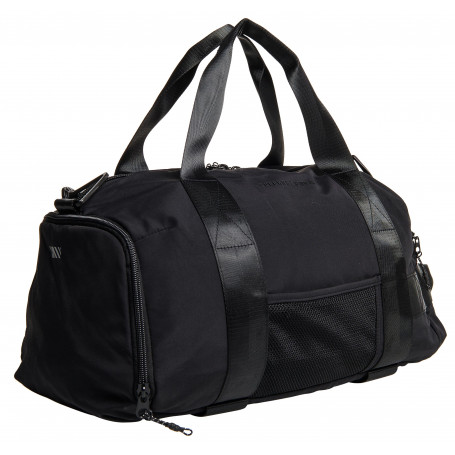 Сак SUPERDRY LARGE GYM BAG-BLACK