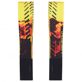 La Sportiva STASIS ARM WARMER M BLACK/YELLOW