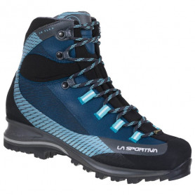 Дасмки туристически обувки La Sportiva TRANGO TRK LEATHER WOMAN GTX OPAL/PACIFIC BLUE 36