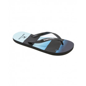 Джапанки Rip Curl BLOW OUT KIDS -BLACK/BLUE