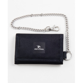 Портмоне RIP CURL SURF CHAIN WALLET-MIDNIGHT-OS