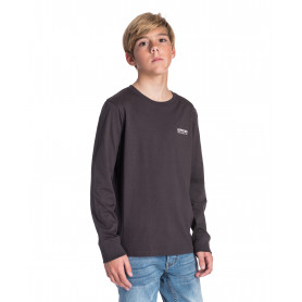 Блуза RIP CURL SEA BEES LS TEE -ANTHRACITE