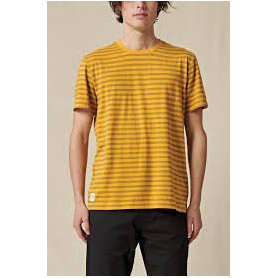 Тениска Globe HORIZON STRIPED TEE HONE