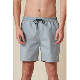 Бански Globe CLEAN SWELL POOLSHORT STEEL BLU