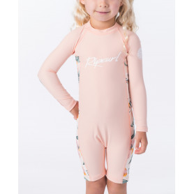 Rip Curl MINI LS UV SPRING-PEACH