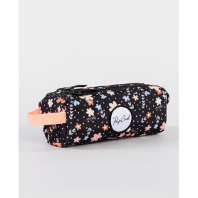 Rip Curl PENCIL CASE 2P 2020-BLACK-OS